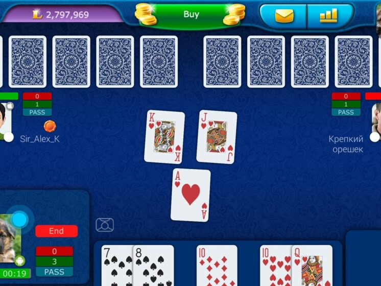 Online Card Games Become Something Interesting